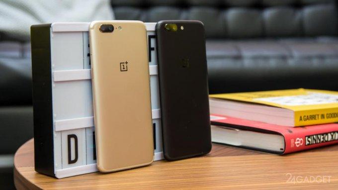 OnePlus прекращает тайный сбор данных о пользователях