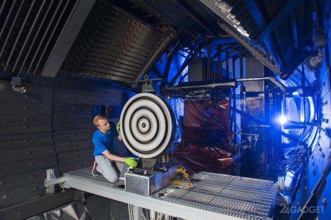 В NASA испытали ионный двигатель для полета на Марс
