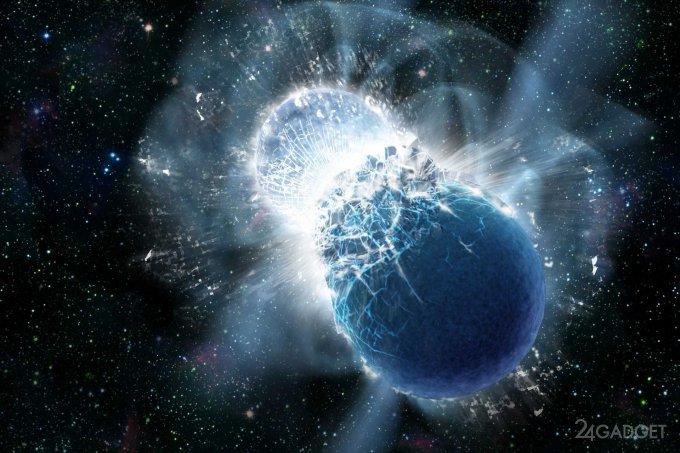 Обнаружен новый источник гравитационных волн
