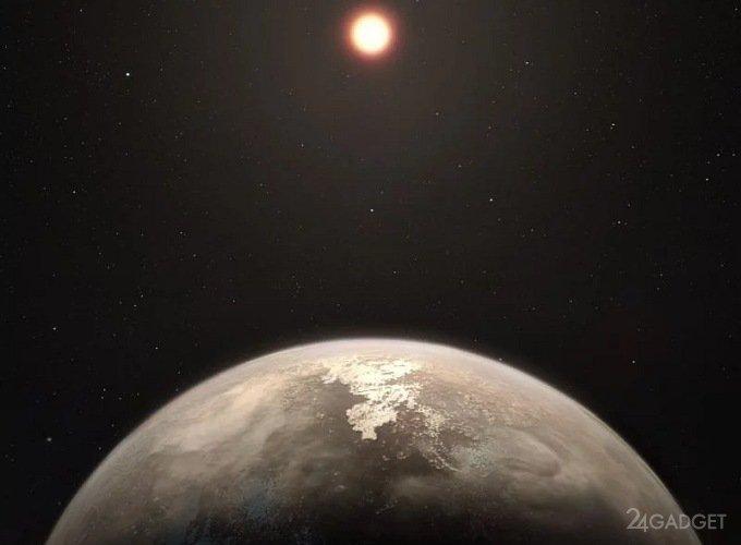 Найдена новая экзопланета недалеко от Солнечной системы (2 видео)