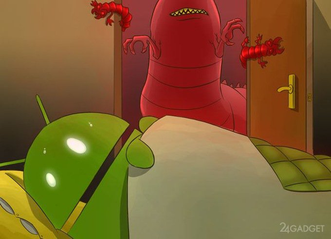 Хакеры преодолели защиту Google Play (3 фото)