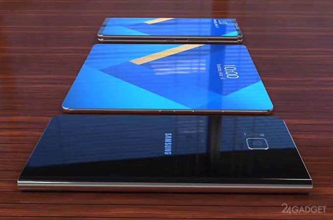 Новое изображение Самсунг Galaxy S9