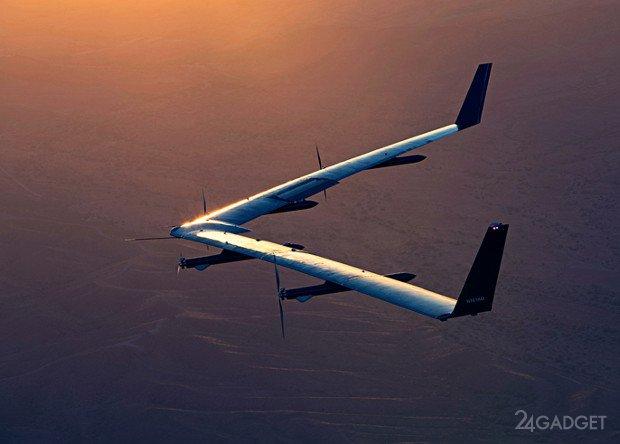 """Facebook и Airbus объединят усилия для развития сферы """"летающих роутеров"""""""