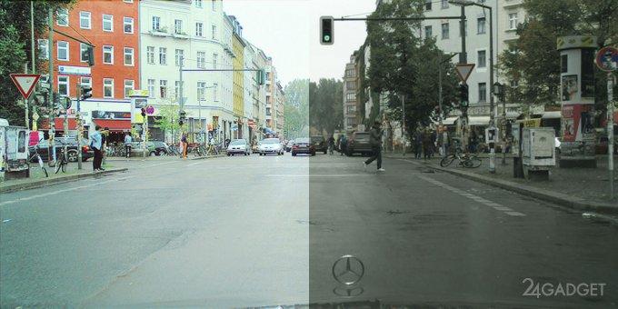 Нейросеть улучшает фото с бюджетного смартфона до уровня зеркалки