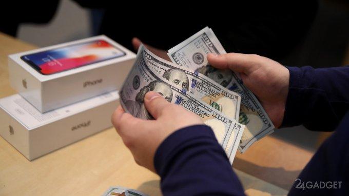Разочарованные покупатели возвращают iPhone X (4 видео)