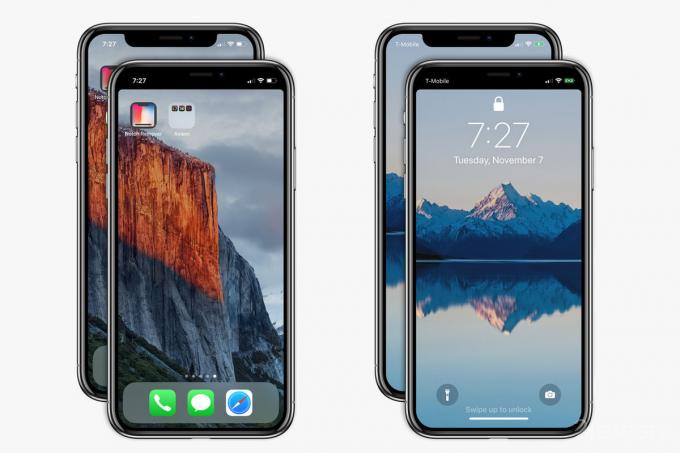Apple официально разрешил скрывать «козырек» iPhone X (3 фото)