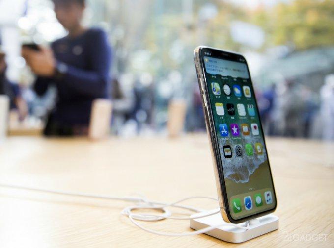 iPhone X неприятно удивил скрипящими динамиками