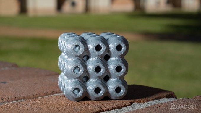 Вековая мечта гениального математика воплощена 3D-принтером (3 фото + видео)