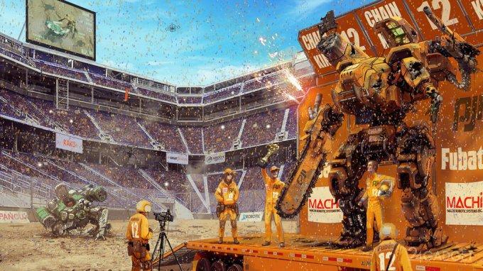 Megabots собирает деньги на масштабный турнир роботов-гигантов (видео)