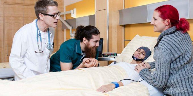 MindBeagle помогает парализованным людям общаться с окружающими