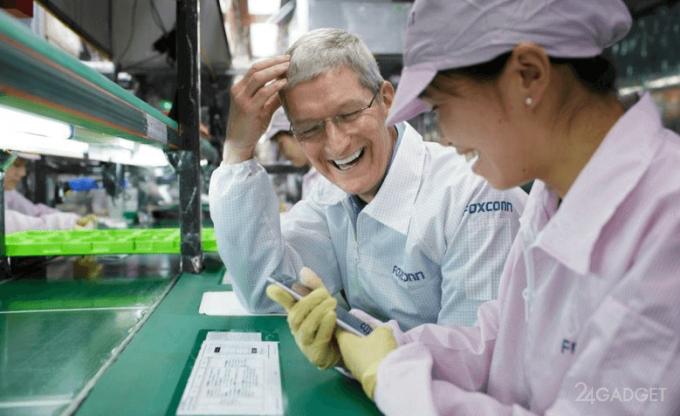 Apple обещает перейти на вторсырье