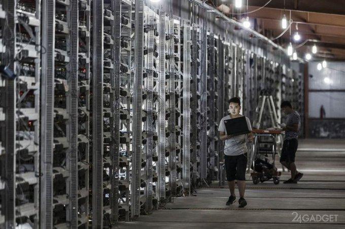 Майнеры биткойна потребляют больше электричества, чем 159 стран планеты