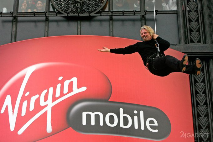 Virgin Connect — новый виртуальный мобильный оператор России