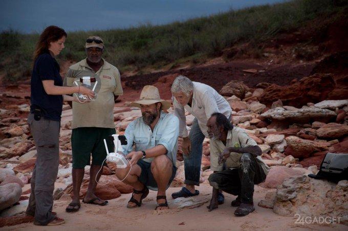 Лучший помощник археологов — дрон, а не лопата