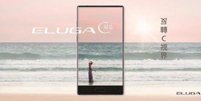 Eluga C — безрамочный бюджетный смартфон от Panasonic (7 фото)