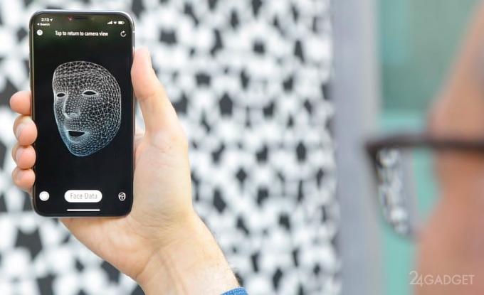 Компания Apple по-новому взглянула на безопасность Face ID (3 фото)