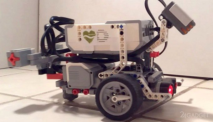 Робот на Arduino обзавёлся мозгом от червя (2 фото)