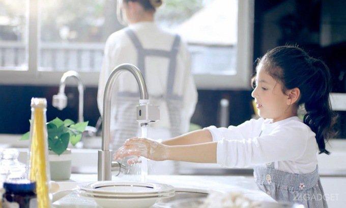 Autowater способен автоматизировать абсолютно любой кран