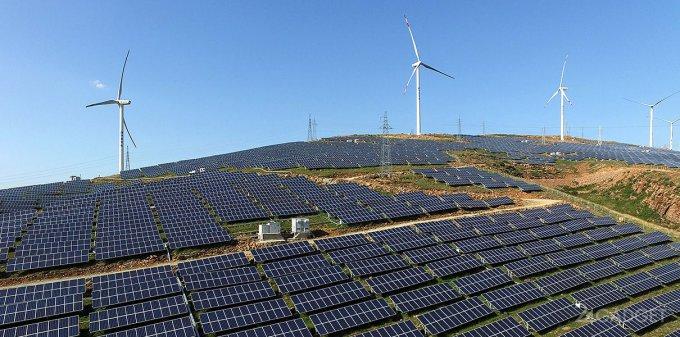 Google полностью перешёл на возобновляемые энергетические источники