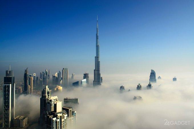 На новом цементе можно строить небоскребы небывалой высоты