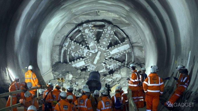 Маск показал карту будущих тоннелей под Лос-Анджелесом (4 фото)