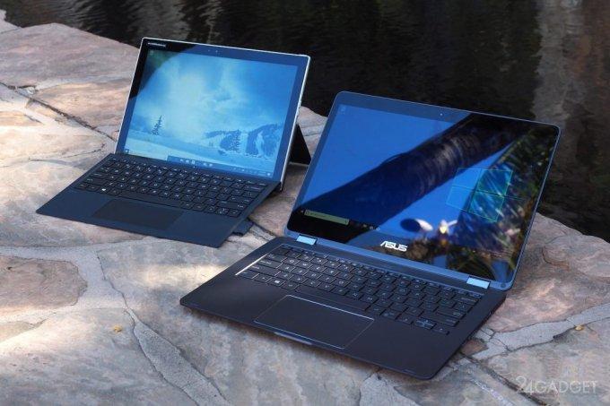 Представлены первые Windows-ноутбуки с чипом Snapdragon 835 (11 фото + 3 видео)