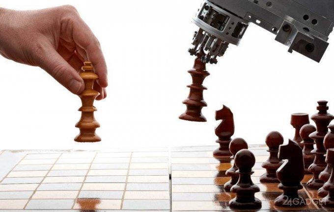 Всего за4 часа Google «взрастила» лучшего шахматиста вистории