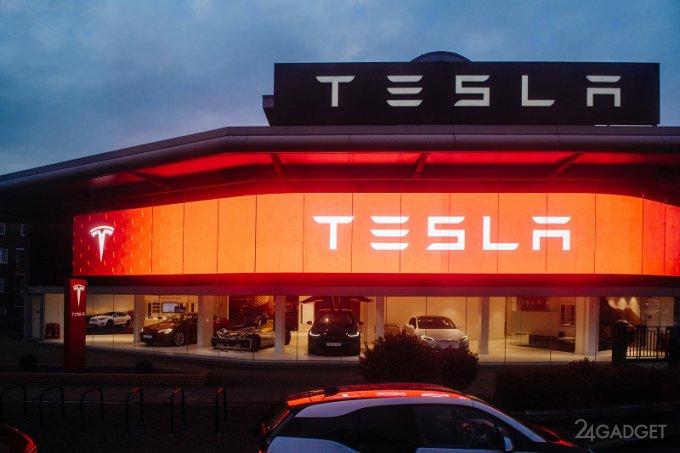 Завод Илона Маска вызвал мировой недостаток батареек