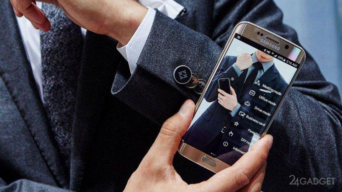 Samsung запатентовал технологию интеллектуальной смарт-одежды