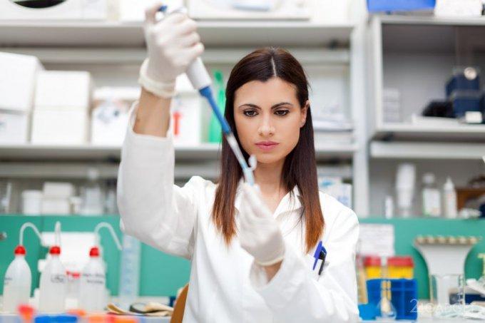 Новый анализ крови выявляет два типа рака