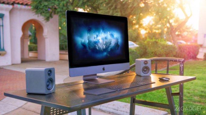 В России стартовали продажи iMac Pro (4 фото + 2 видео)