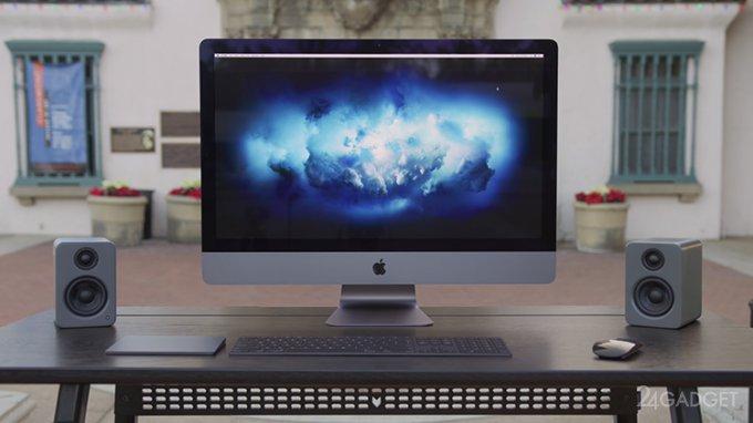 Новый Apple iMac Pro появился впродаже в Российской Федерации