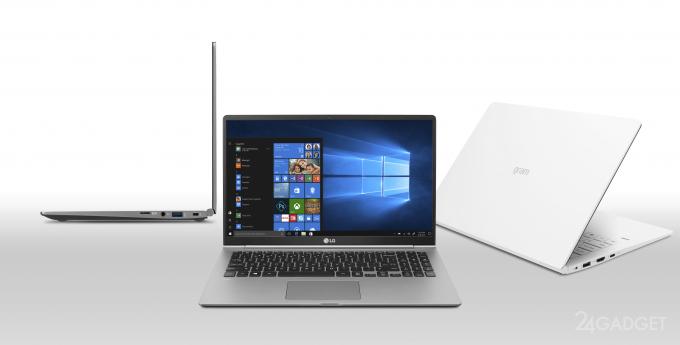LG выпустит ноутбуки, не требующие подзарядки целый день (2 фото)