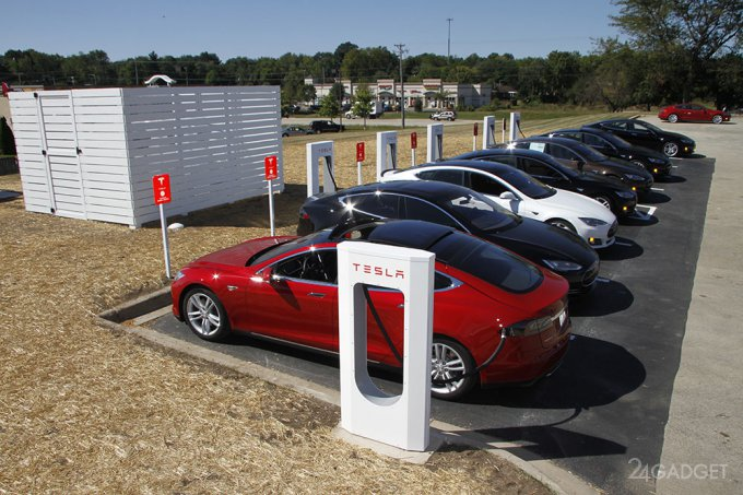 Supercharger отныне недоступна для коммерческого использования