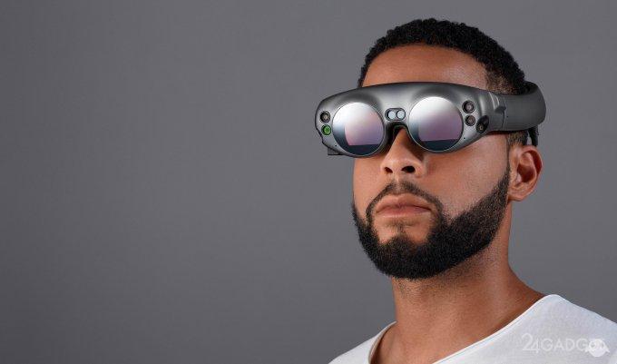 Magic Leap показал очки смешанной реальности (11 фото + 3 видео)