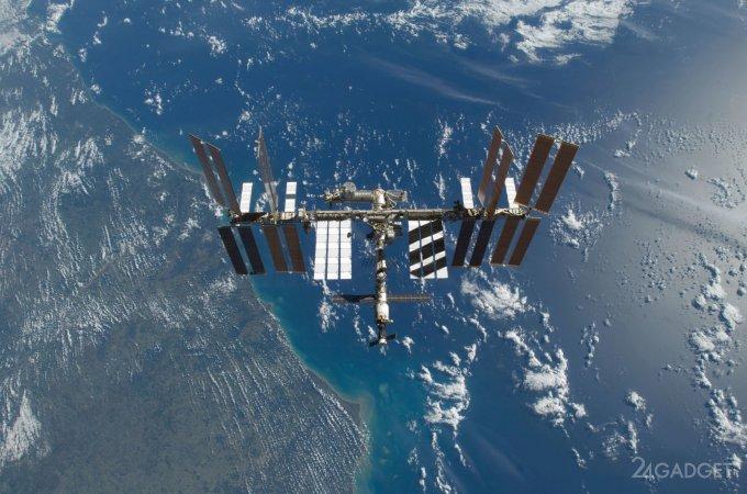 Роскосмос создаст пятизвёздночный отель на МКС