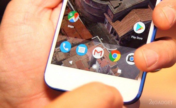 Новый смартфон Pixel может получить «говорящий» дисплей