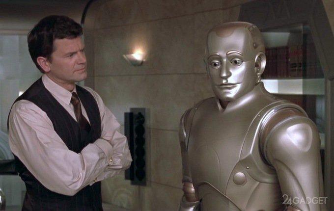 Роботы вытеснят мужчин из постели (3 фото)