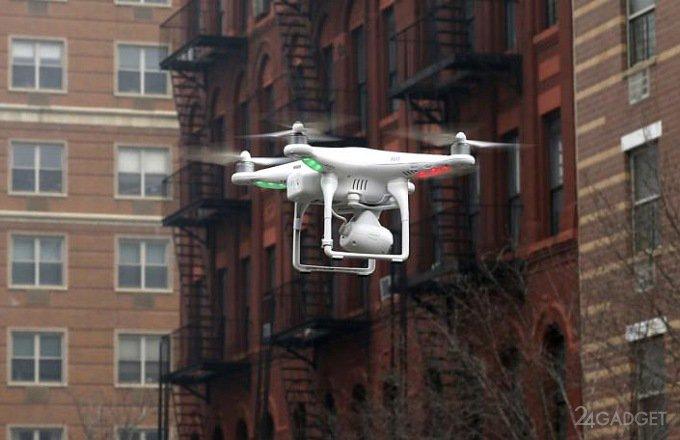 Новая технология обнаруживает слежку, осуществляемую БПЛА (3 фото + видео)