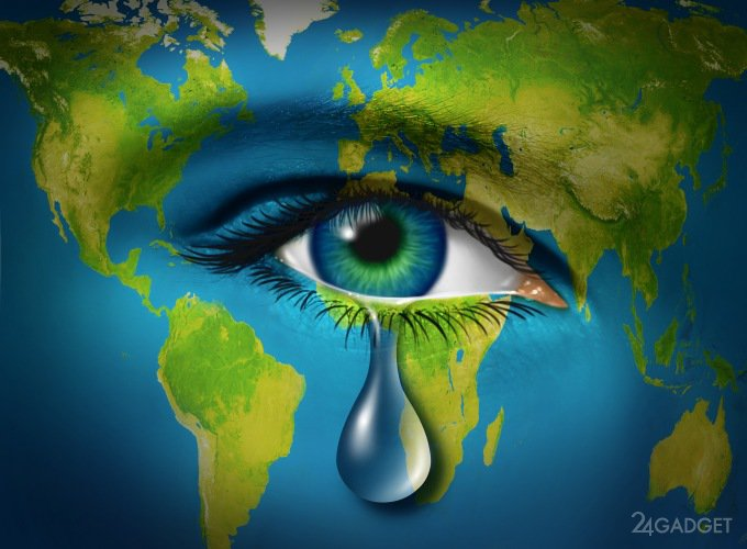 Количество мёртвых участков в Мировом океане увеличивается