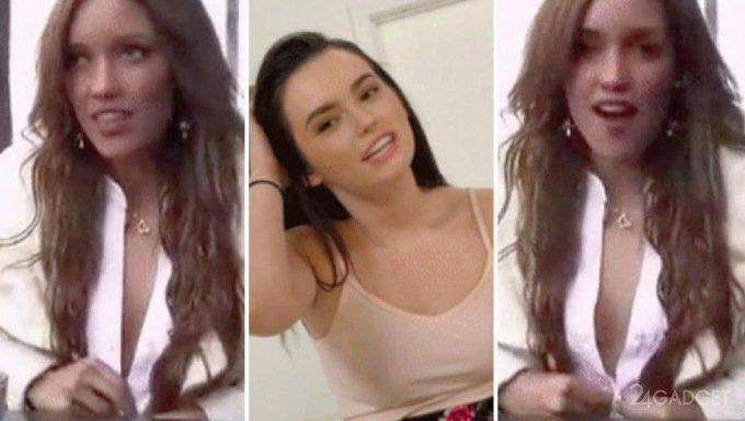 В сети всё чаще появляются фейковые порно со звёздами (2 видео)