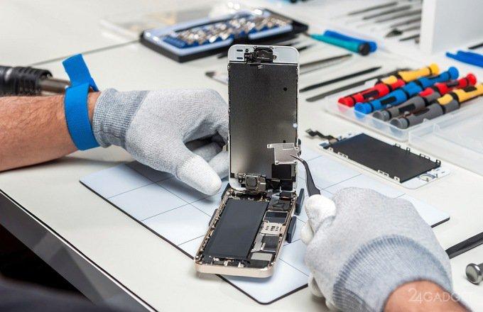 В США хотят запретить выпуск не поддающейся ремонту техники
