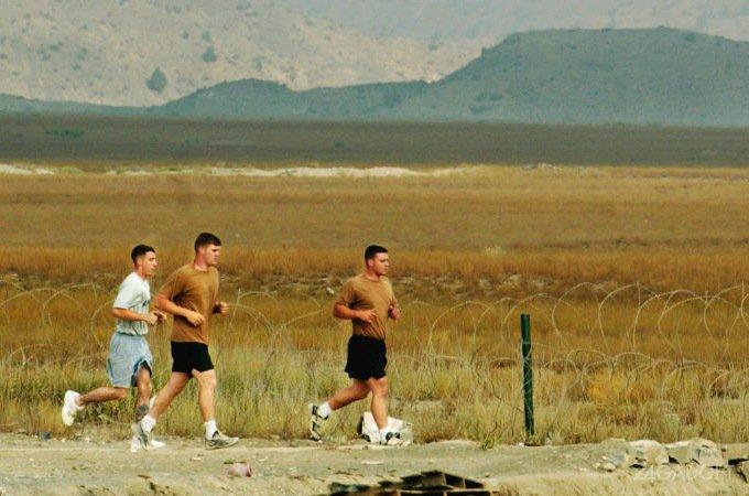 Фитнес-приложение выдало расположение военных баз (3 фото)