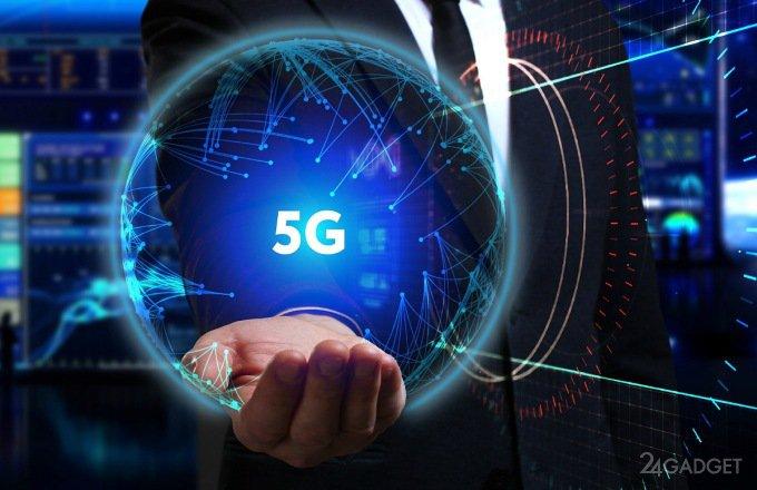 Nokia представила чипсет ReefShark для 5G-сетей (видео)