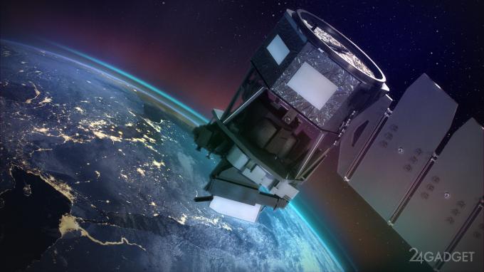 NASA займётся изучением границы между космосом и Землей (3 фото)