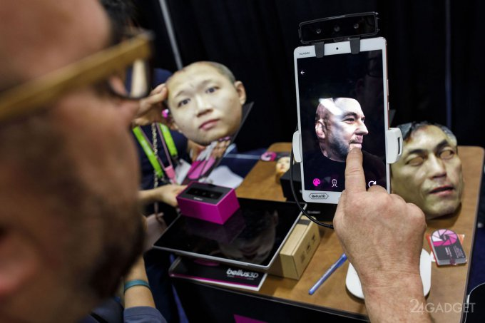 У Face ID от Apple появился конкурент в лице Bellus3D Face Camera Pro