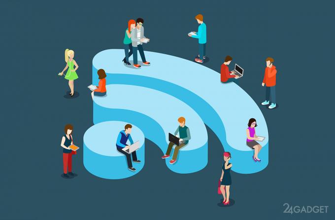 Для Wi-Fi разработан новый протокол безопасности WPA3