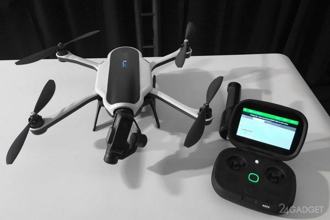У GoPro наступили тяжёлые времена? (3 фото)