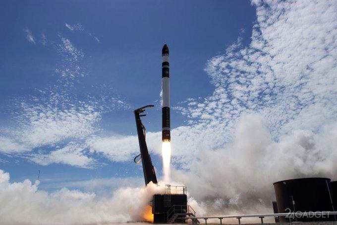 Rocket Lab осуществила успешный запуск ракеты Electron (2 видео)