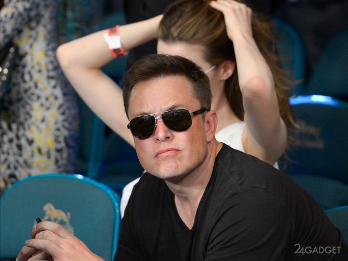 Tesla лишила Илона Маска зарплаты